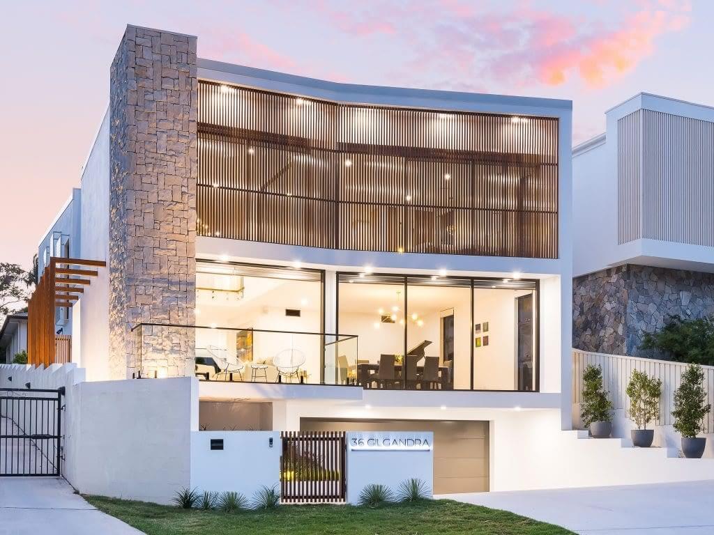 Custom built home - Gilganda