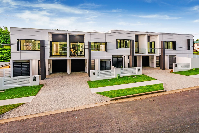 Ultra modern townhouse development in macgregor
