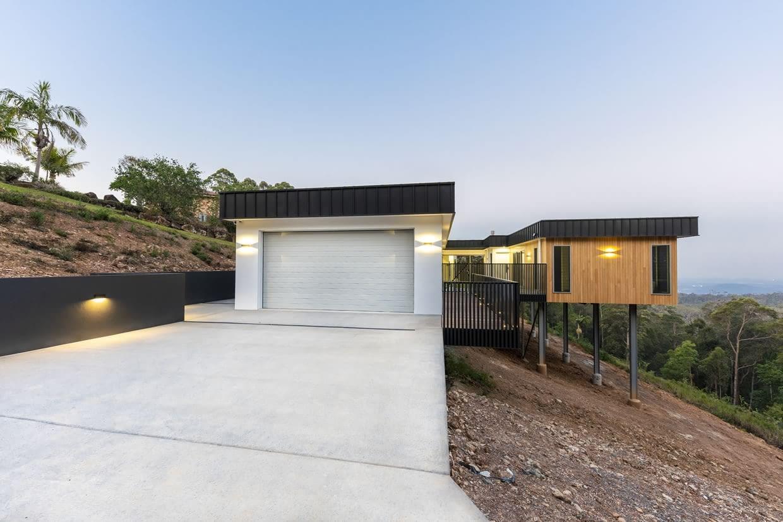 Split level house designs in Brisbane