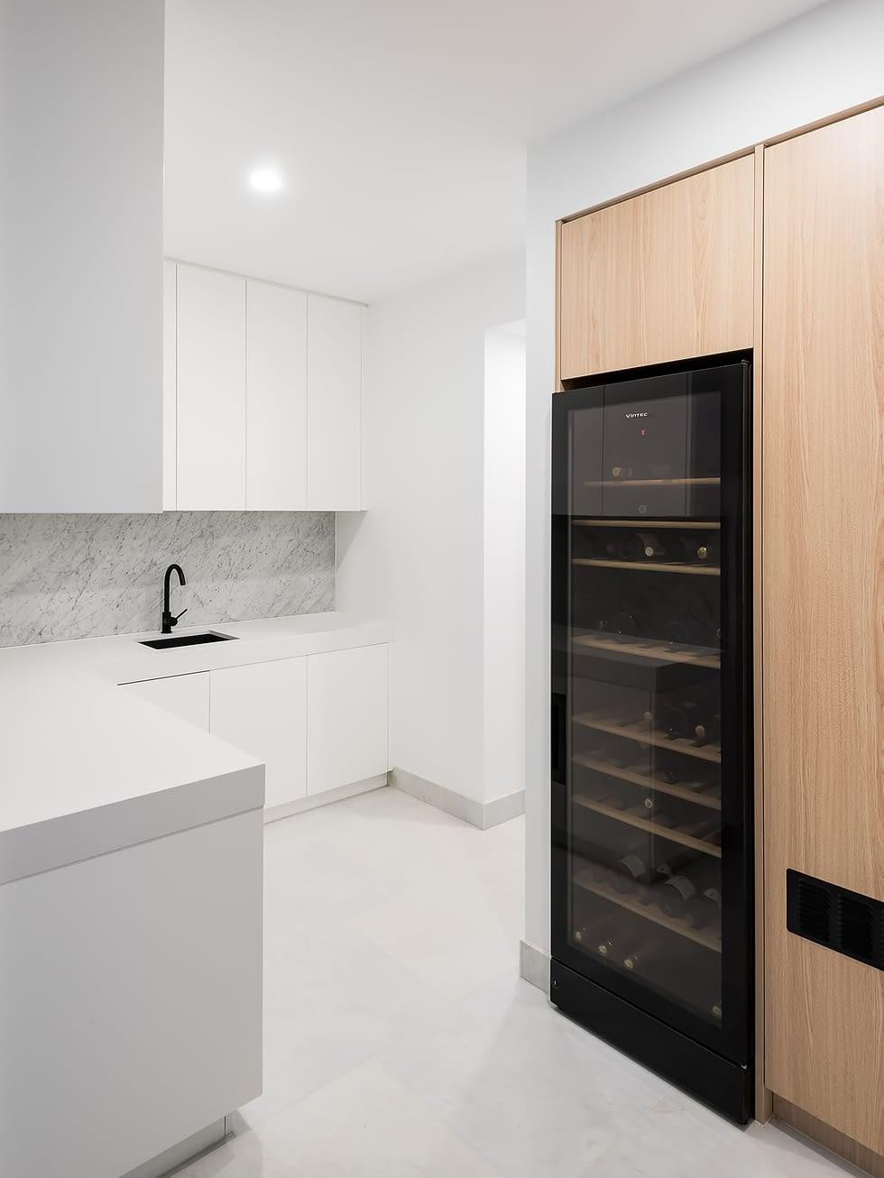 Brisbane Custom Built home butlers pantry