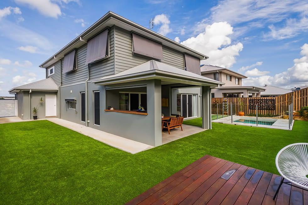 Riverstone Custom Built Home by Tangara Constructions - Brisbane