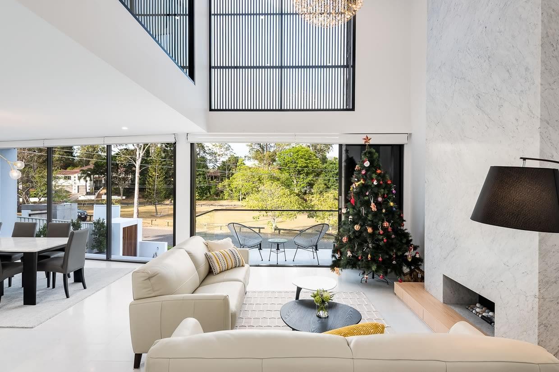 Custom built home living Brisbane