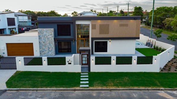 Custom designed home chermside