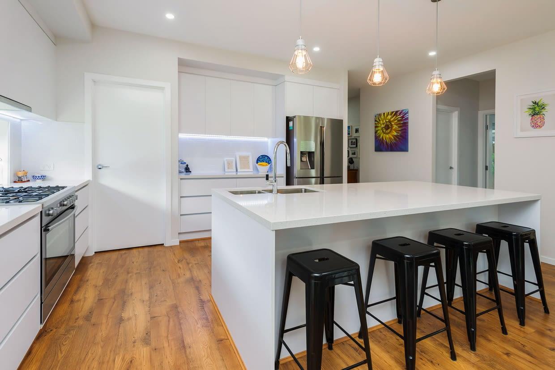 Hamption's kitchen